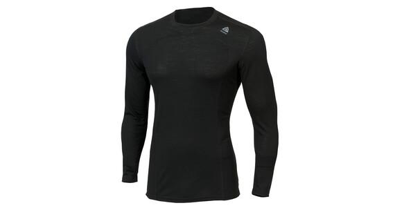 Aclima Lightwool - Sous-vêtement en laine mérinos Homme - noir
